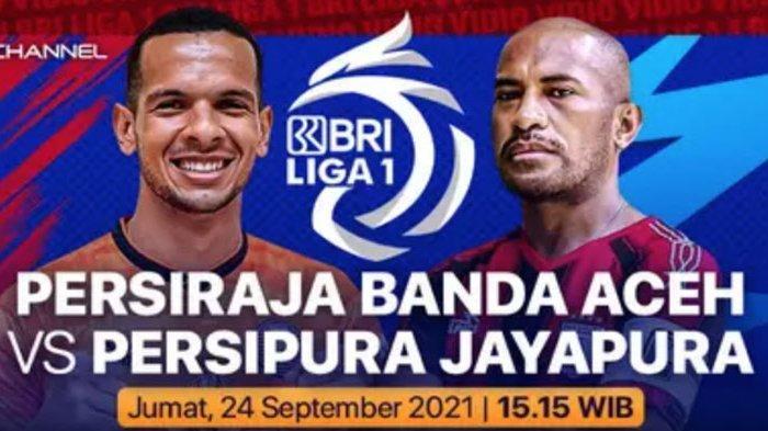 Persiraja Banda Aceh Waspadai Kebangkitan Persipura Jayapura, Mutiara Hitam Andalkan Pemain Lokal