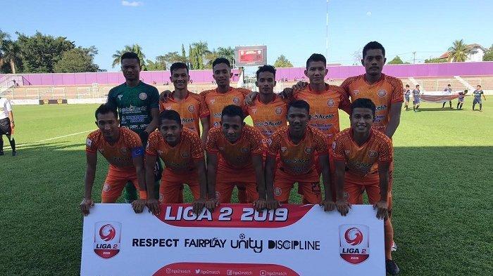 Buktikan Keangkeran Lampineung, Defri dan Zamrony Antar Persiraja Bungkam Blitar Bandung United 2-1