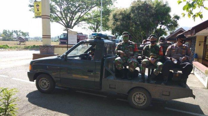 Cegah Terjadi Karhutla, Personel Gabungan Patroli Rutin di Aceh Jaya