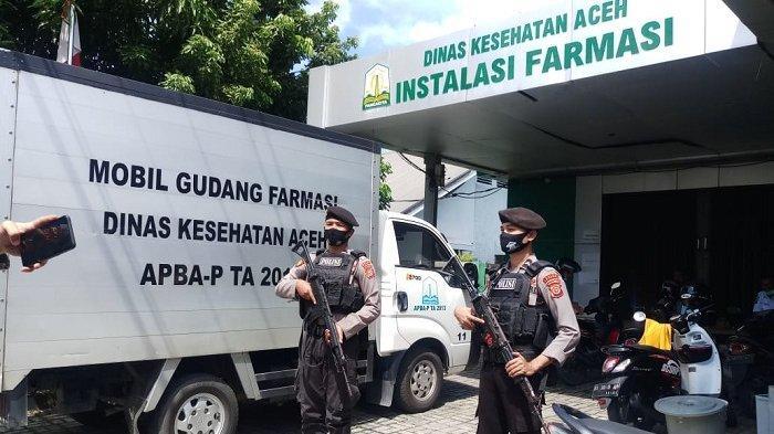 572 Nakes Aceh Jaya akan Divaksin, Sasaran 14 Ribu Orang