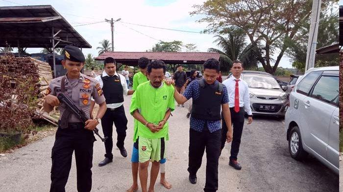 Polisi Ciduk Penculik Satu Keluarga