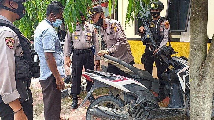 Polisi Periksa Tauke Padi Pada Kasus Kehilangan Rp 47 Juta dalam Bagasi Sepmor