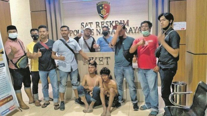 Polisi Rampungkan Kasus Pembunuhan Warga Aceh Barat di Nagan Raya, Dua Pelaku Dijerat Hukuman Mati