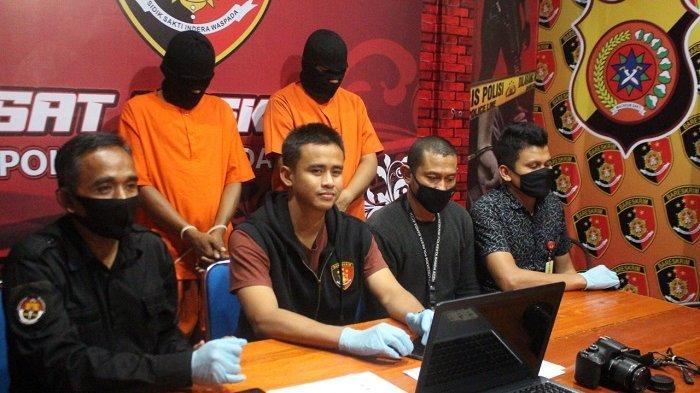 Jatanras Polresta Ringkus Pencuri Laptop dan Kamera Milik Mahasiswa Papua, Ternyata Ini Tersangkanya