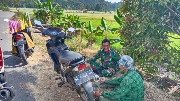 Cegah Karhutla, Kodim Aceh Jaya tak Hanya Pasang Spanduk dan Patroli, tapi Juga Lakukan Hal Ini