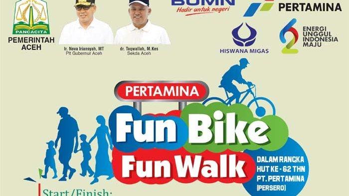 Pertamina Fun Bike/Walk Disambut Antusias