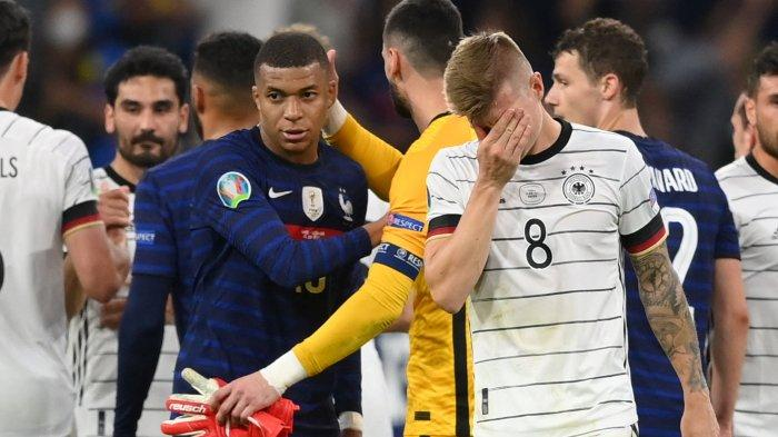 Jadwal 16 Besar Euro 2021- Prediksi Prancis vs Swiss, Les Blues Diunggulkan, Jangan Bernasib Belanda