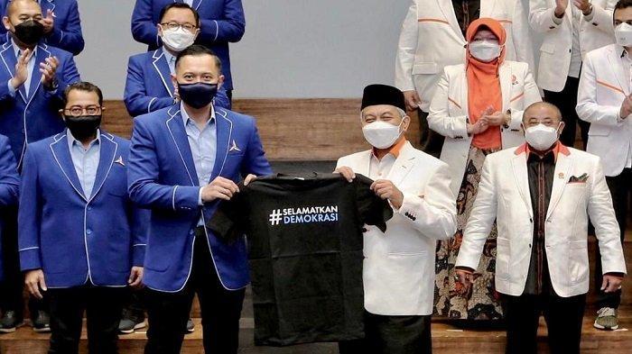 AHY dan Ahmad Syaikhu Gelar Pertemuan Tertutup, Ini Hasil Kesepakatan Demokrat-PKS
