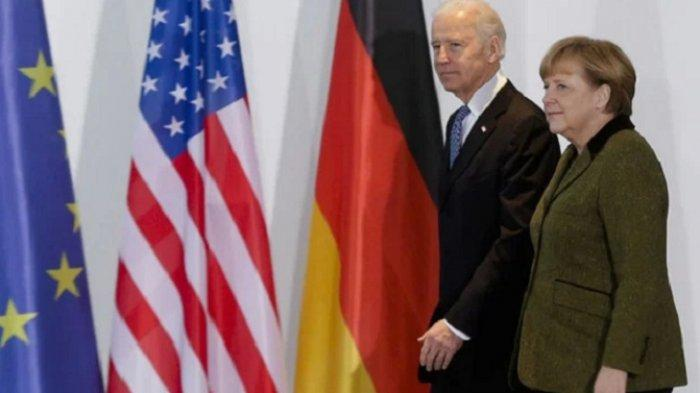 AS dan Jerman Siap Buka Kembali Hubungan, Era Donald Trump Berjalan Buruk