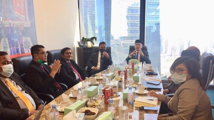 Gubernur Aceh Bahas Investasi Hijau dengan Investor Energi di Abu Dhabi, Begini Komitmennya