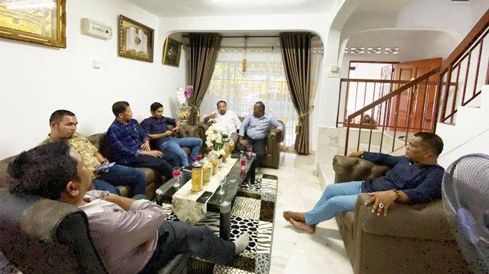 Selain di Australia, Bantuan untuk Masjid At-Taibin Glee Ceurih Juga Mengalir dari Malaysia