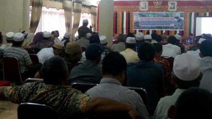 Bupati Aceh Singkil Gelar Pertemuan dengan Investor, Bahas Rencana Bangun Pabrik Kelapa Sawit