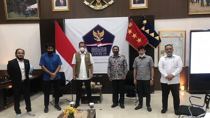 Ungkap Kenangan Istimewa, Kepala BNPB Doni Monardo: Saya Dulu Mencari-cari Muzakir Manaf