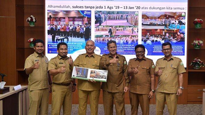 Sekda Aceh Taqwallah Ingatkan ASN untuk Terus Meningkatkan Keahlian Kerja