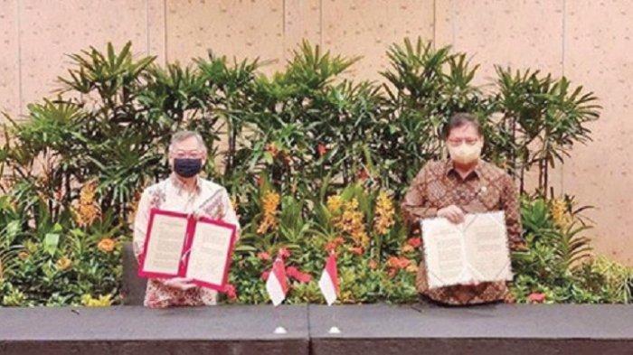 Singapura Tambah Investasi di Indonesia, Buka Lapangan Kerja Baru