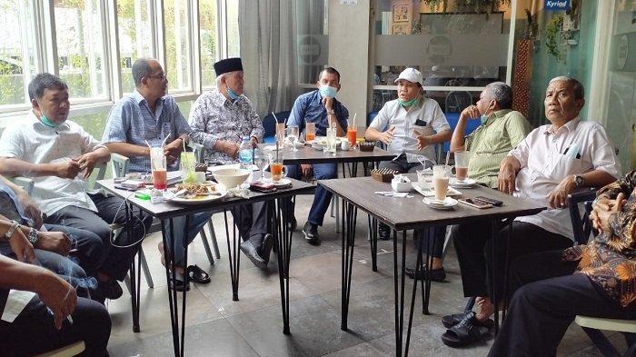 Tokoh Senior Golkar Berkumpul di Hotel Bicara Soal Penyelamatan Partai, Ada Apa?