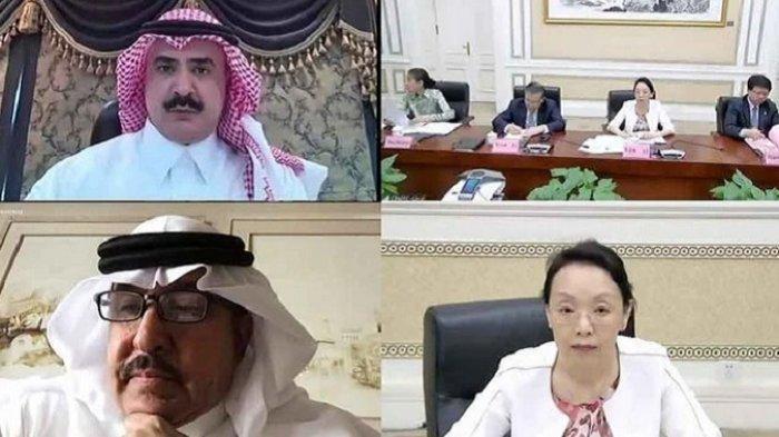 Dewan Bisnis Arab Saudi dan China Bahas Kerjasama Perdagangan, Riyadh Siap Fasilitasi Investor Asing