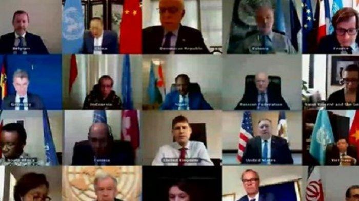 AS Minta PBB Perpanjang Embargo Senjata ke Iran, Stabilitas Timur Tengah Dapat Terancam