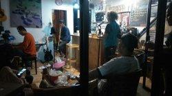 Seniman Siemulue Dirikan Ruang Kemudi Smong di Yogyakarta