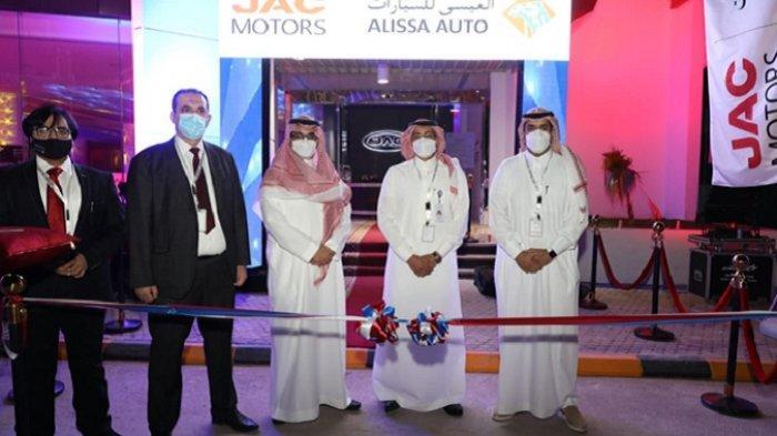 Perusahaan Mobil China Buka Cabang di Arab Saudi, Dengan Showroom Terbesar di Teluk