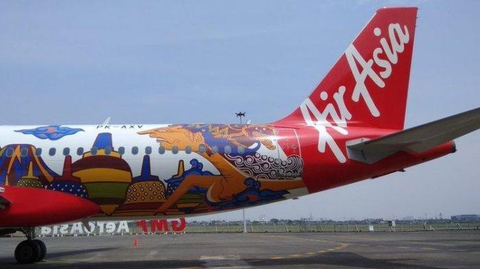 AirAsia Jual 25 Unit Pesawat ke Perusahaan Investasi Swasta, Ini Tujuannya