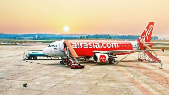AirAsia Terbang 21 Kali Seminggu