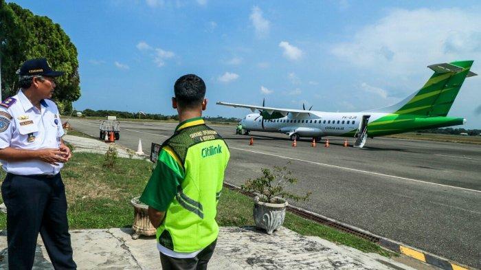 Belum Setahun Beroperasi, CitilinkHentikan Penerbangan Rute Bandara Malikussaleh-Kuala Namu