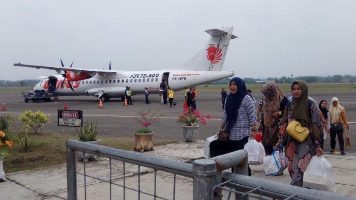 Jelang Libur Tahun Baru, Wing Air Terbang Setiap Hari ke Bandara Malikussaleh