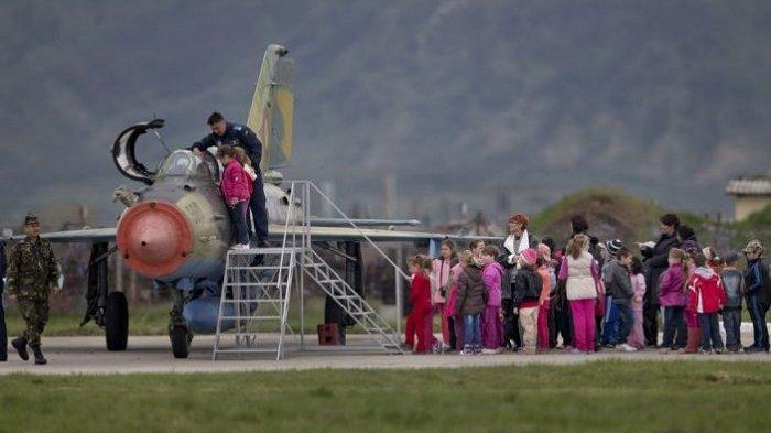 Angkatan Udara AS Kerahkan Pilot dan Drone ke Pangkalan di Rumania, Antisipasi Militer Rusia
