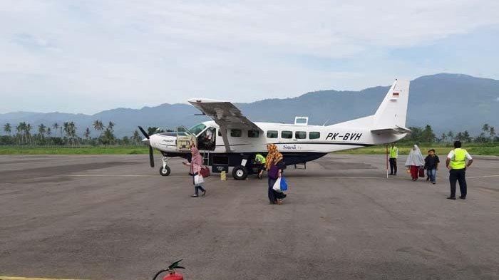 Setiap Jumat, Pesawat Susi Air Layani Penerbangan Kutacane-Banda Aceh