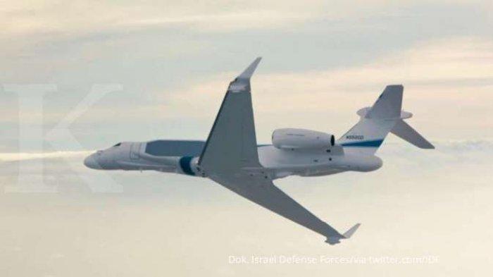 Israel Pamer Pesawat Pengintai Canggih, Oron Diklaim Bisa Beroperasi Hingga ke Iran