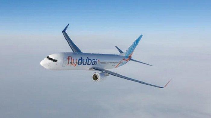 Dua Pesawat Penumpang Bertabrakan di Bandara Internasional Dubai
