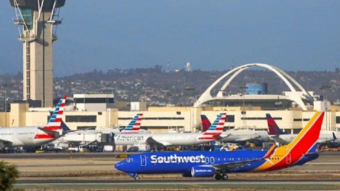 Satu Keluarga California Bersumpah Tak Terbang Lagi Bersama Pesawat Southwest, Ini Pemicunya