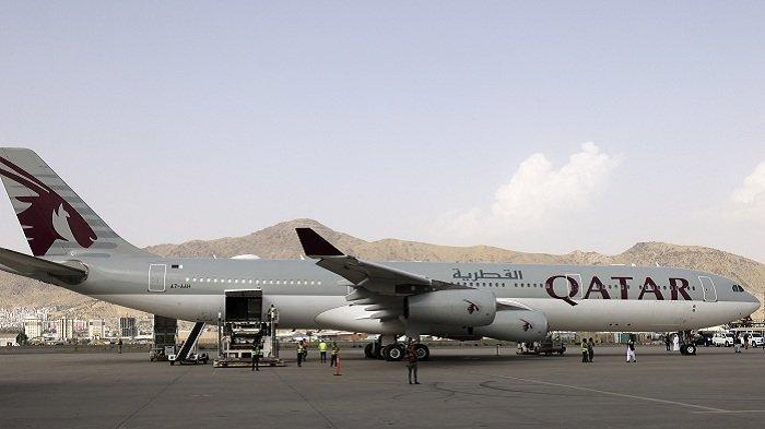 Pesawat Komersial Kembali Mendarat di Kabul, Pertama Sejak Taliban Berkuasa di Afghanistan