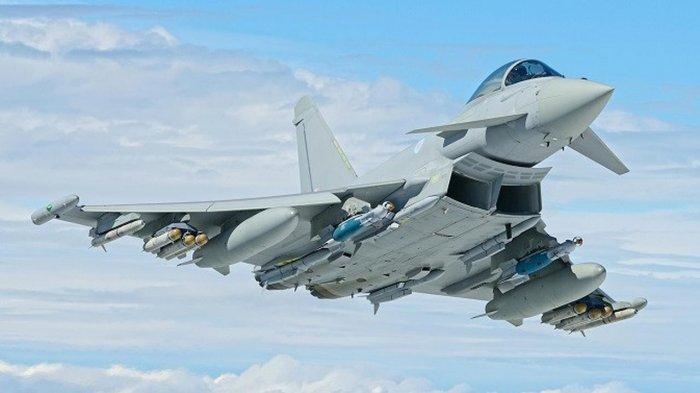 Koalisi Masyarakat Sipil Minta Prabowo Batal Beli 15 Pesawat Tempur Bekas Eurofighter Typhoon