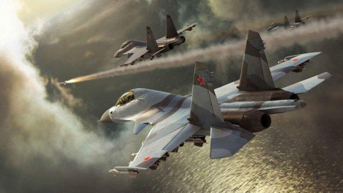Bukan Ditembak Musuh, Ternyata Makhluk Sekecil Ini Jatuhkan Pesawat Tempur Paling Canggih Rusia