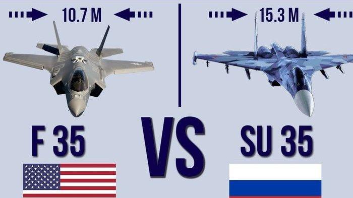 TNI AU Segera Miliki Jet Tempur Su-35, Ini Perbandingannya dengan F-35 Milik Australia