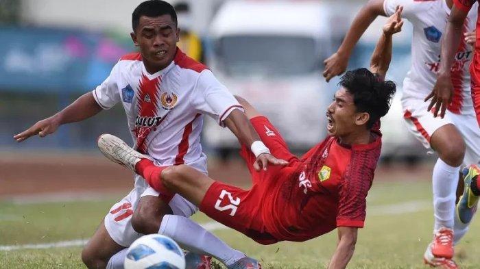 Hasil PON Papua: Tim Sepak Bola Putra Sulawesi Utara Kalahkan Aceh yang Dilatih Fakhri Husaini