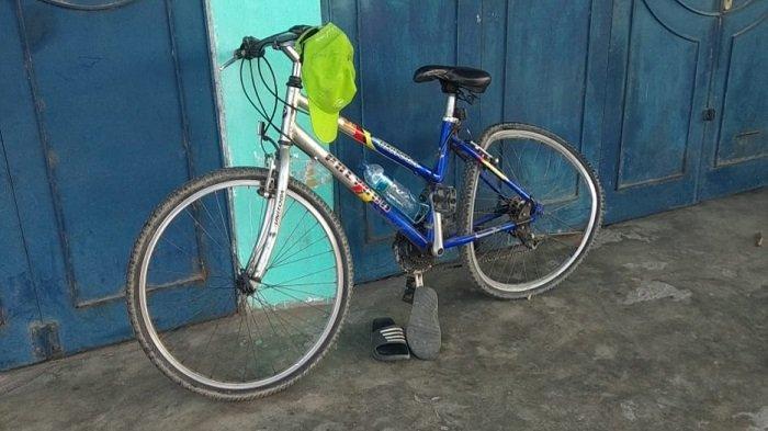 Jadi Korban Tabrak Lari, Pedayung Sepeda tak Sadarkan Diri