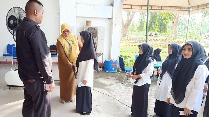 Hasil Sementara Ujian CPNS di Lhokseumawe, Sebanyak 491 Peserta Gugur