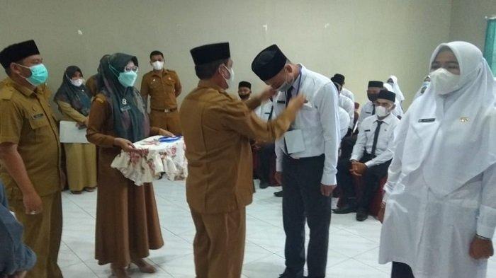 Puluhan CPNS Tenaga Pendidik Ikuti Latsar Angkatan V di Bireuen