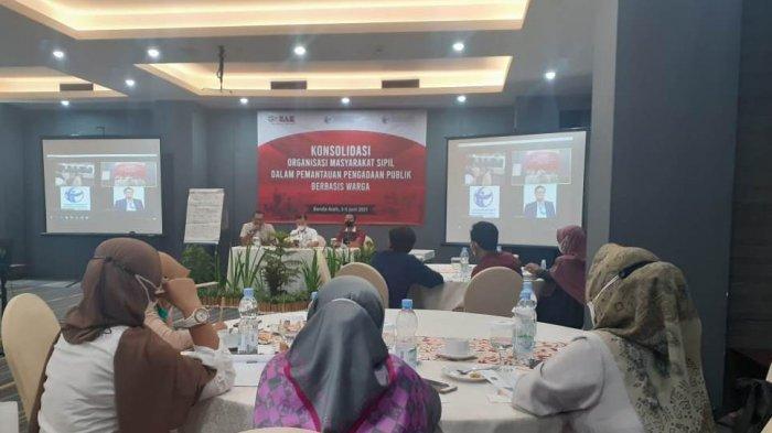 Kejati Sebut Kasus Korupsi di Aceh Dominan Proyek Fisik