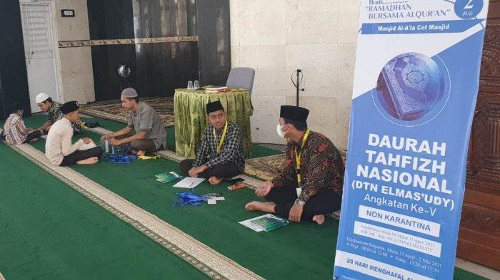 600 Hafiz Ikuti Program Daurah Tahfiz Nasional Elmas'udy