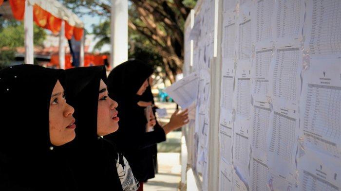 Tes CPNS di Banda Aceh, Putra Yusnanda Raih Nilai 437, Tertinggi di se-Aceh