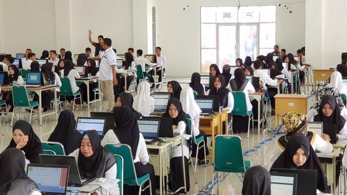 CPNS 2018 - Pemerintah Terapkan Sistem Ranking bagi Yang Tak Lolos Passing Grade SKD, Ini Syaratnya