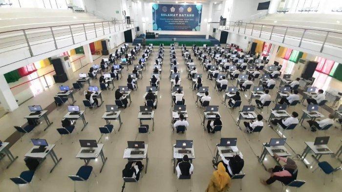 Update Tes CPNS di Lhokseumawe, Peserta yang Gugur Terus Bertambah, Tiga Terpapar Covid-19