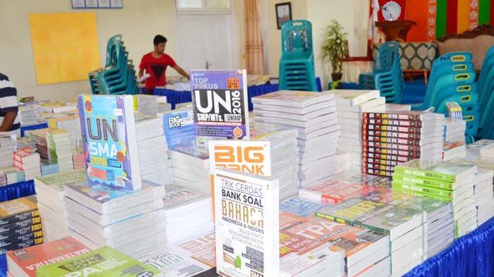 Pesta Buku Zikra di Lhokseumawe