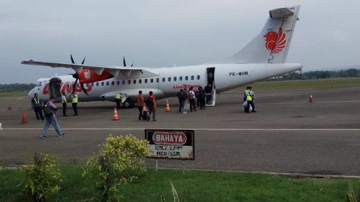 Ekses Kabut Asap, Ini Rincian Pesawat Gagal Terbang di Aceh Utara Serta Jumlah Penumpangnya