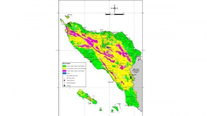 Badan Geologi Keluarkan Peringatan Dini Tanah Bergerak di Aceh, Ini Titik-titiknya