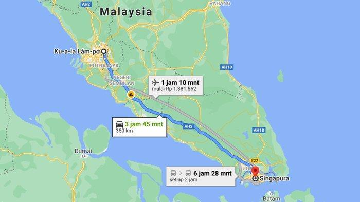 Malaysia Bayar Rp 1,1 Triliun kepada Singapura, Kompensasi Pembatalan Proyek yang Digagas Najib